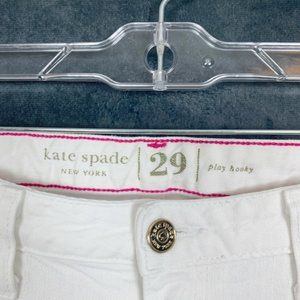 kate spade Jeans - CLEARANCE Kate Spade Perry Street Play Hooky Jeans